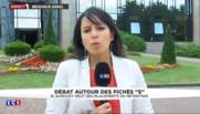 En déplacement dans l'Oise, Sarkozy invoque le principe de précaution quant aux fichés S