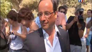 Fin des vacances pour François Hollande
