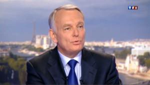 Jean-Marc Ayrault invité du 20h de TF1