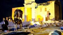 Palmyre : l'Etat islamique détruit un nouveau temple à l'explosif
