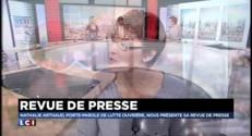 """""""Révoltée"""", Arthaud dénonce la politique économique du gouvernement, en faveur du patronat"""