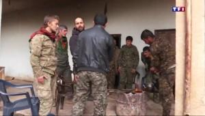 Syrie : des centaines d'étranger volontaires s'engagent dans la lutte contre Daech