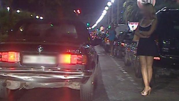 TF1/LCI : Prostituées sur la voie publique