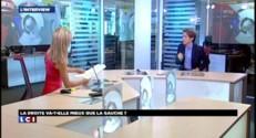 """UMP : """"Je ne crois pas que nous soyons prêts à gouverner"""" selon Goeffroy Didier"""