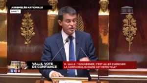 """Valls : """"L'immigration est une chance, une opportunité pour notre pays"""""""