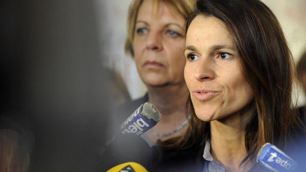 Aurélie Filippetti, ex ministre de la Culture