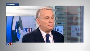 """Ayrault : """"Sarkozy se veut réformateur mais c'est un conservateur"""""""