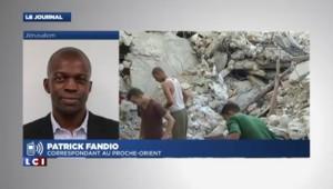 """Gaza : """"Rester prudent sur cette nouvelle trêve"""""""