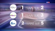 Grève nationale de la SNCF ce mardi 26 avril