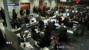 La sonde Maven devra expliquer l'histoire de la planète Mars