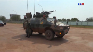 Le 20 heures du 25 décembre 2013 : REPORTAGE. Centrafrique : Bangui n%u2019a pas connu de tr� pour No�- 713.1545000000002