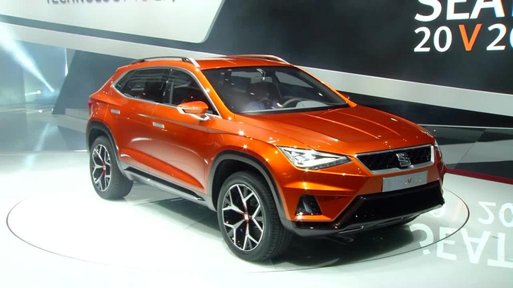 Vid o automoto salon de gen ve 2015 le concept car - Le salon de geneve 2015 ...