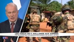 Mobilisation de 40.000 réservistes : pourquoi le souhait de Hollande semble difficile à réaliser