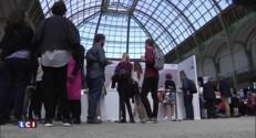 Paris : la gastronomie envahit le Grand Palais !