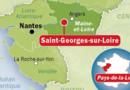 Saint-Georges-sur-Loire, dans le Maine-et-Loire.