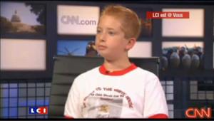 Zach Bonner, 12 ans, traverse les Etats-Unis