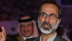 Ahmed Moaz al-Khatib, le 11/11/12
