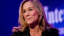 Angela Ahrendts, la nouvelle directrice de la distribution d'Apple et la dirigeante la mieux payée du groupe en 2014