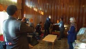COP 21 : Laurent Fabius superstar