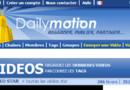 Dailymotion, site de partage de vidéos