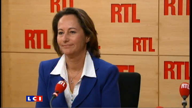 "DSK : Royal retient ""l'envie de tourner la page"""