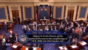 Etats-Unis : le Sénat rejette la réforme limitant les pouvoirs de la NSA