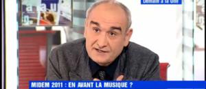 Fin 2010 : Un demi million de français ont un abonnement musique numérique