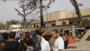 Le 13 heures du 23 avril 2013 : Attentat contre l%u2019ambassade de France en Libye - 445.875