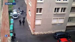Lors de l'opération du Raid à Toulouse contre Mohamed Merah, en mars 2012