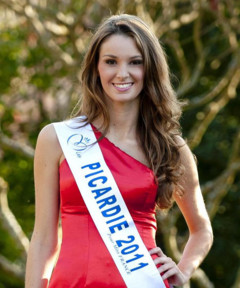 Miss Picardie 2011 - Anaïs Merle - Candidate Election Miss France 2012