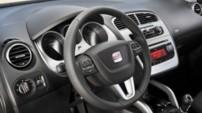 SEAT Altea 1.6 TDI 105 ch FAP CR Techside - 2012