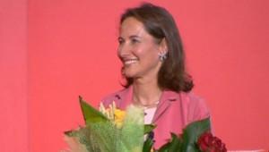 Ségolène Royal accueillie chaleureusement par les socialistes au Portugal