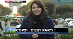 Circulation pendant la COP 21 : sur les routes, comme sous terre, trafic fluide à Paris lundi matin