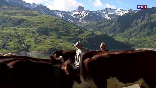 Découverte de la région Rhône-Alpes (2/5) : Le pays de Beaufort en Savoie