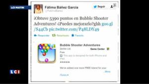 Espagne : la ministre de l'emploi surprise à jouer à Bubble Shooter