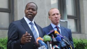 Kenneth Thompson, l'avocat de Nafissatou D., le 6 juin 2011