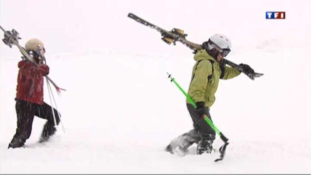 Neige : alerte aux avalanches dans les Pyrénées