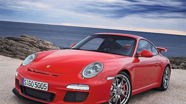 Photo 2 : Porsche 911 GT3 restylée : plus radicale encore…
