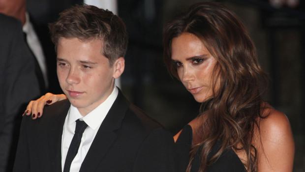 Le fils aîné de Beckham travaille pour 3 euros de l'heure dans un café