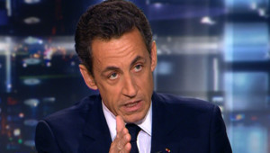 Nicolas Sarkozy TF1