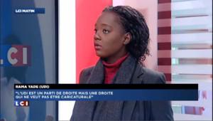 """Rama Yade : Copé ou Fillon """"pour nous c'est kif-kif"""""""