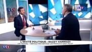 """Razzy Hammadi, porte-parole du PS, sur la Loi Travail : """"C'est un texte de progrès"""""""