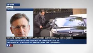 """Sarkozy sur Facebook : """"Assez moderne et plutôt habille"""", juge Vallini"""