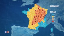 Vague de chaleur sur la France : 40 départements désormais en vigilance orange