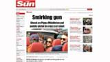 """Scandale Pippa Middleton : l'arme brandie était """"un jouet en plastique"""""""