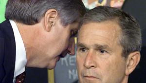 11 septembre 2001, 9h06 : dans une école de Floride, George W. Bush apprend l'attaque contre la 2e tour du World Trade Center.