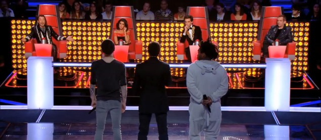 Battles 2 The Voice 3 du 1er mars 2014
