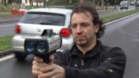 CANDELORO TESTE LES RADARS POUR AUTOMOTO