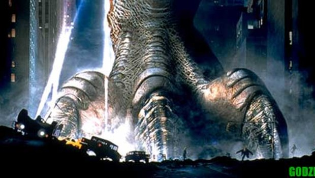 Godzilla de Roland Emmerich