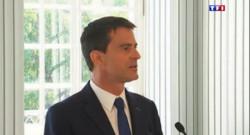 Le 20 heures du 11 juin 2015 : A la Réunion, Manuel Valls tente d'éteindre le feu - 128